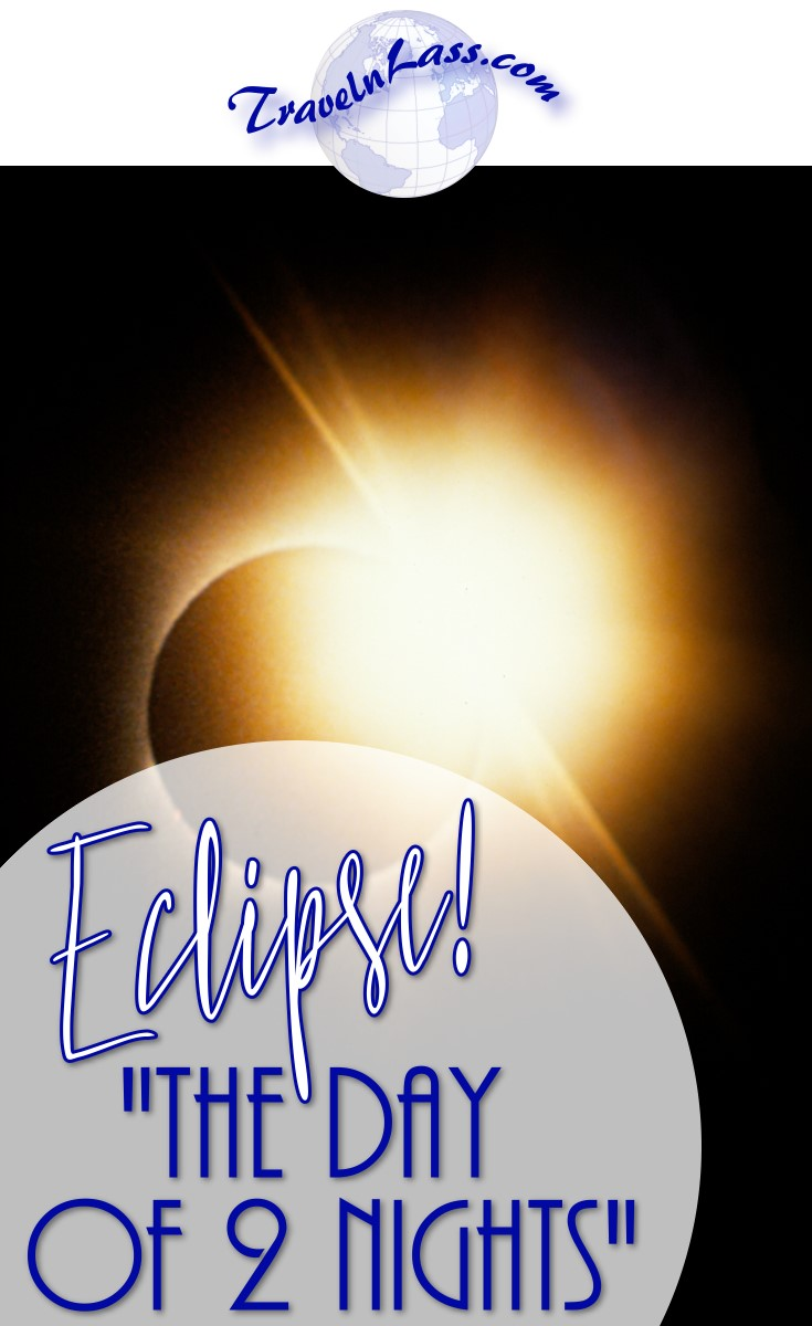"""ECLIPSE! """"The Day of 2 Nights"""" - Costa Rica, 11 July 1991"""