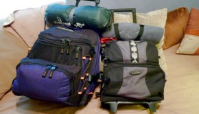 Packing light - for a move to live as an expat in Vietnam