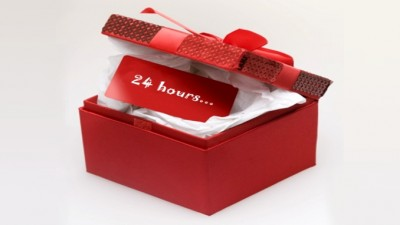 RedGiftSlider678x383 (The Gift of an Extra Day)