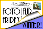 Foto Flip Friday Winning Photo Badge