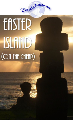 Easter Island On the Cheap, Easter Island, Chile Isla de Pasqua