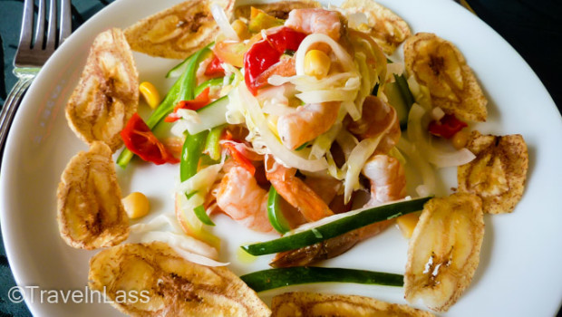 """Did I mention """"ceviche""""?"""