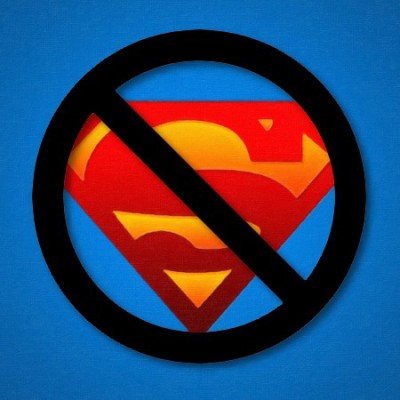 Superwoman - NOT!