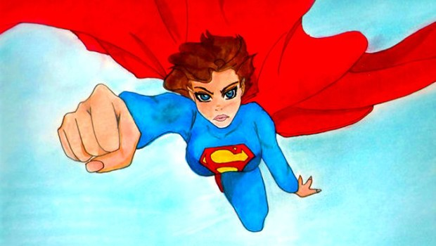 I ain't no travelin' Superwoman!