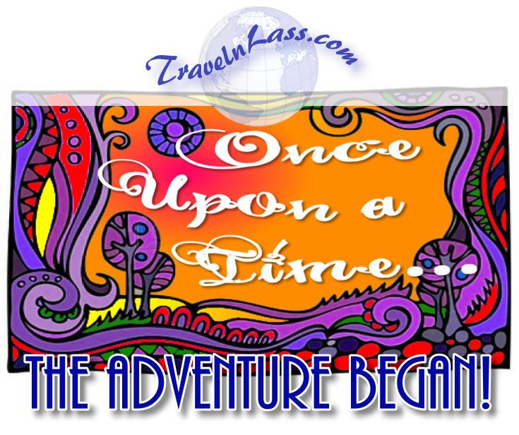 Once upon a time... the Adventure Began!