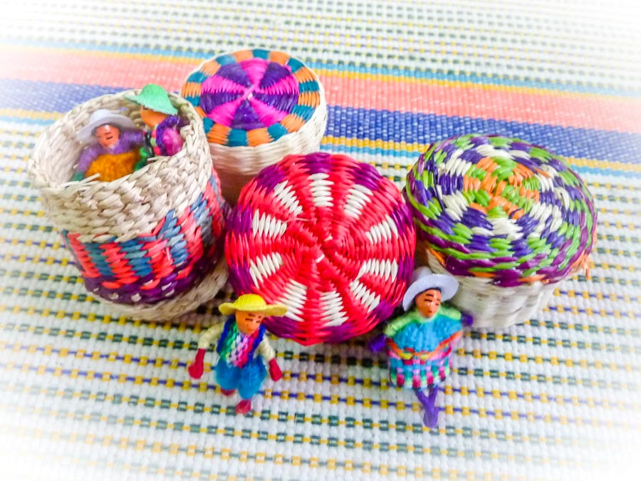 """Tiny hostess gifts for couchsurfing hosts and Croatian """"sobes"""" along the trail."""