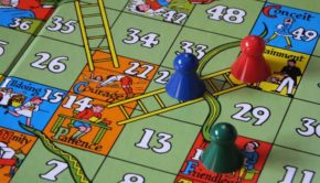 Snakes and Ladders EFL class games