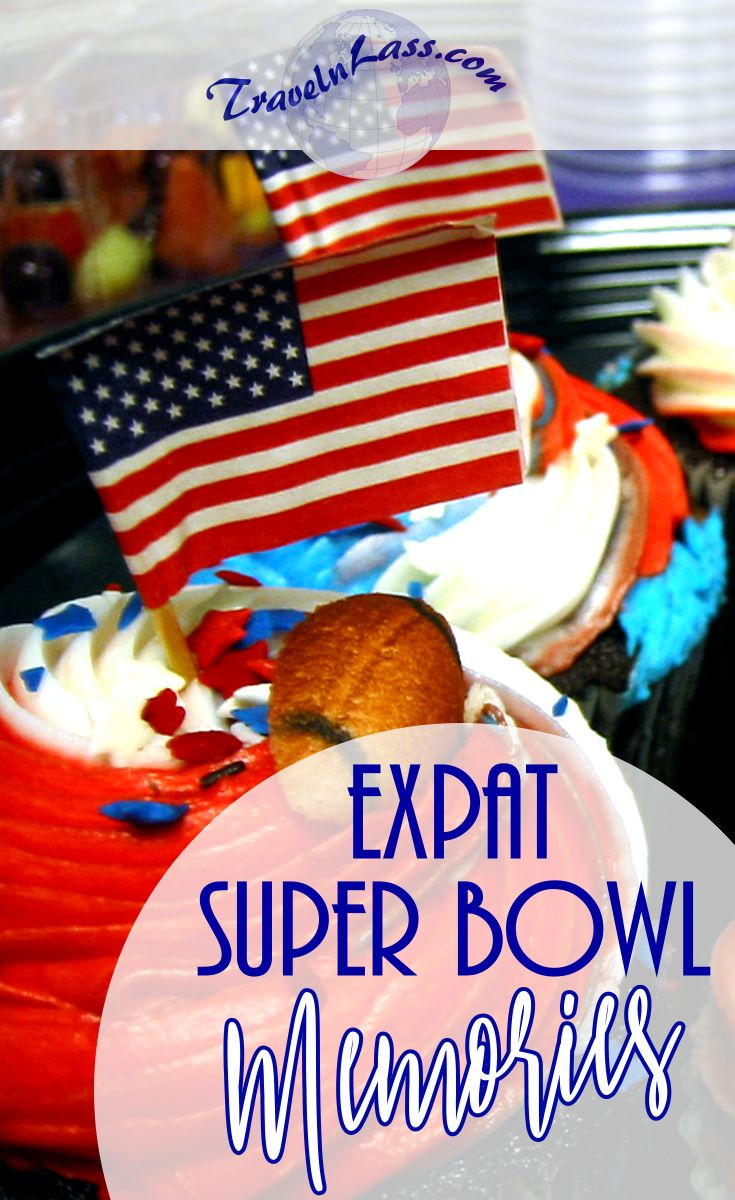 Expat Super Bowl LI Memories - cheering on the Patriots? the Falcons? from Ecuador.