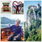Scenes from around Lake Bled. (Skipping Through the Balkans: #3 Slovenia – Lake Bled)