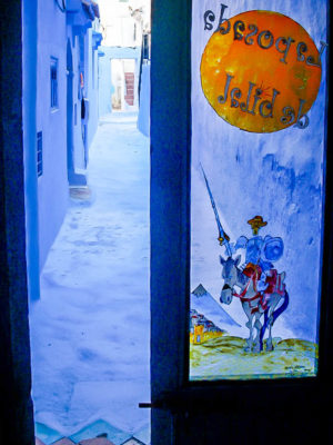 One of my all-time favorite places on the Planet: Chefchaouen, Morocco.