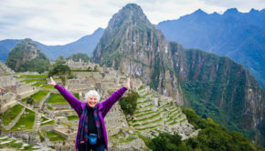At last - I see Machu Picchu with my own two eyes!
