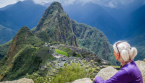 I finally gazed upon Machu Picchu with my own two eyes!